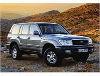 Kit film teinté Toyota Land Cruiser (10) SW 5 portes (1998 - 2003)