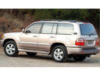 Kit film teinté Toyota Land Cruiser (10) SW 5 portes (2003 - 2008)