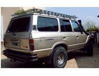 Kit film teinté Toyota Land Cruiser (6) 5 portes (1981 - 1989)
