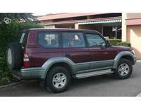 Kit film teinté Toyota Land Cruiser (9) 5 portes (1996 - 2003)