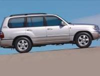 Kit film teinté Toyota Land Cruiser (10) SW 5 portes (1998 - 2007)
