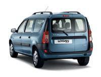 Kit film teinté Renault Logan (1) MCV Break 6 portes (2006 - 2013) Variance Auto