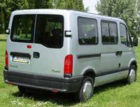 Kit film teinté Renault Master (2) Court 5 portes (1997 - 2010) Variance Auto