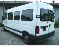 Kit film teinté Renault Master (2) Long 5 portes (1997 - 2010) Variance Auto