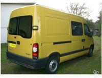 Kit film teinté Renault Master (2) Utilitaire 5 portes (1997 - 2010) Variance Auto