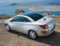 Kit film teinté Renault Megane (2) CC Cabriolet 2 portes (2004 - 2009) SDAG ADHÉSIFS