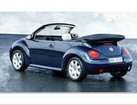Kit film teinté Volkswagen New Beetle (2) Cabriolet 2 portes (2003 - 2011) Variance Auto