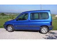 Kit film teinté Peugeot Partner (1) 5 portes (1996 - 2008) Variance Auto