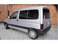 Kit film teinté Peugeot Partner (1) 4 portes (1996 - 2008) Variance Auto