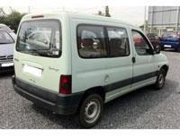 Kit film teinté Peugeot Partner (1) 3 portes (1996 - 2008) Variance Auto
