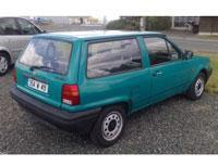 Kit film teinté Volkswagen Polo (2) Break 3 portes (1981 - 1994) Variance Auto