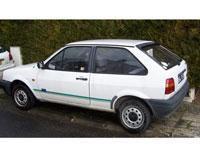 Kit film teinté Volkswagen Polo (2) Coupe 3 portes (1981 - 1994) Variance Auto