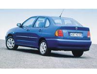 Kit film teinté Volkswagen Polo (3) Classic Berline 4 portes (1994 - 2000) Variance Auto