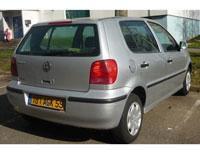 Kit film teinté Volkswagen Polo (3) 5 portes (2000 - 2002) Variance Auto