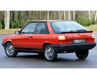 Kit film teinté Renault R 11 3 portes (1983 - 1989) SDAG ADHÉSIFS