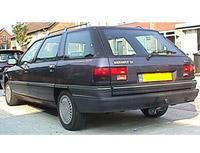 Kit film teinté Renault R 21 Nevada Break 5 portes (1986 - 1995) Variance Auto