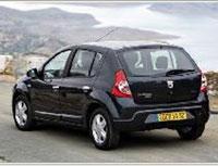Kit film teinté Renault Sandero (1) 5 portes (2008 - 2013) Variance Auto