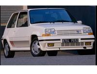 Kit film teinté Renault Super 5 3 portes (1984 - 1997) SDAG ADHÉSIFS