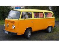 Kit film teinté Volkswagen Transporter T2 (2) Combi 4 portes (1967 - 1979) Variance Auto