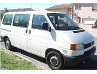 Kit film teinté Volkswagen Transporter T4 (4) Long 4 portes (1990 - 2003) Variance Auto