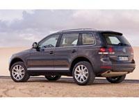 Kit film teinté Volkswagen Touareg (1) 5 portes (2002 - 2010) Variance Auto