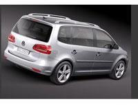 Kit film teinté Volkswagen Touran (2) 5 portes (2010 - 2015) Variance Auto