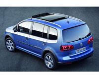 Kit film teinté Volkswagen Touran (2) Cross 5 portes (2011 - 2016) Variance Auto
