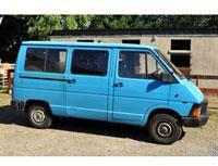 Kit film teinté Renault Trafic (1) 5 portes (1982 - 2001) Variance Auto