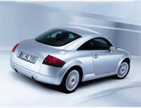 Kit film teinté Audi TT (1) Coupe 3 portes (1998 - 2006) Variance Auto