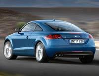 Kit film teinté Audi TT (2) Coupe 3 portes (2006 - 2014) Variance Auto