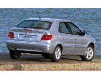 Kit film teinté Citroën Xsara (1) 5 portes (1997 - 2005) SDAG ADHÉSIFS