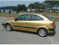 Kit film teinté Citroën Xsara (1) Coupe 3 portes (1997 - 2005) SDAG ADHÉSIFS