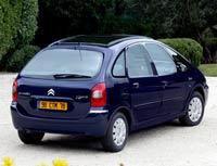 Kit film teinté Citroën Xsara (1) Picasso 5 portes (1999 - 2008) SDAG ADHÉSIFS