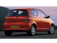 Kit film teinté Toyota Yaris (1) 3 portes (1999 - 2005)