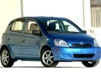 Kit film teinté Toyota Yaris (1) 5 portes (1999 - 2005)
