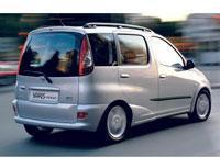 Kit film teinté Toyota Yaris (1) Verso 5 portes (1999 - 2007)