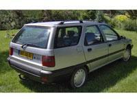 Kit film teinté Citroën ZX (1) Break 5 portes (1993 - 1998) SDAG ADHÉSIFS