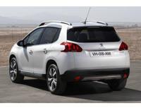 Kit film teinté Peugeot 2008 5 portes (depuis 2013) Variance Auto
