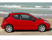 Kit film teinté Peugeot 207 PLUS 3 portes (depuis 2012) Variance Auto