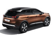 Kit film teinté Peugeot 3008 (2) 5 portes (depuis 2017) SDAG ADHÉSIFS