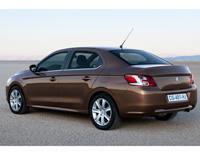 Kit film teinté Peugeot 301 (1) Berline 4 portes (depuis 2013) SDAG ADHÉSIFS