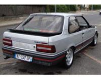 Kit film teinté Peugeot 309 (phase 1) 3 portes (1985 - 1990) SDAG ADHÉSIFS