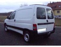Kit film teinté Peugeot Partner (1) Utilitaire 4 portes (1996 - 2008) Variance Auto