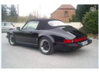 Kit film teinté Porsche 911 (3) Cabriolet 2 portes (1989 - 1993)