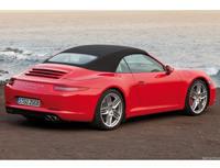 Kit film teinté Porsche 911 (7) Cabriolet 2 portes (2013 - 2019)