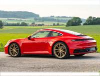 Kit film teinté Porsche 911 (8) Coupe 2 portes (depuis 2019)