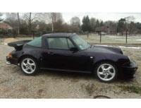 Kit film teinté Porsche 911 (2) Targa Coupe 2 portes (1975 - 1988)