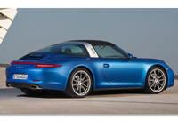 Kit film teinté Porsche 911 (7) Targa Coupe 3 portes (depuis 2014)