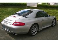 Kit film teinté Porsche 911 (5) Cabriolet -hard Top 2 portes (1998 - 2005)
