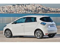 Kit film teinté Renault Zoe 5 portes (depuis 2013) Variance Auto